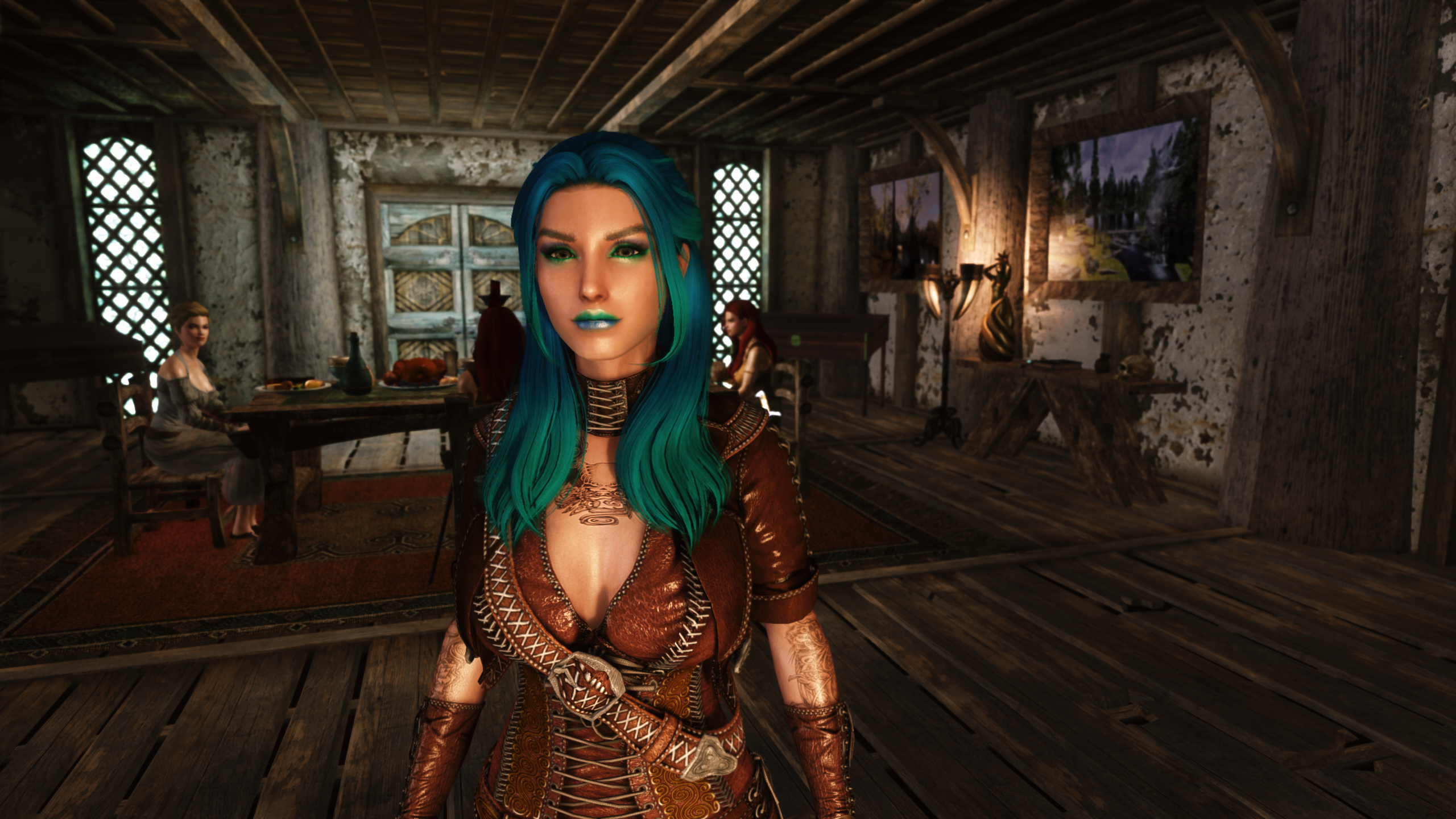 My ingame character