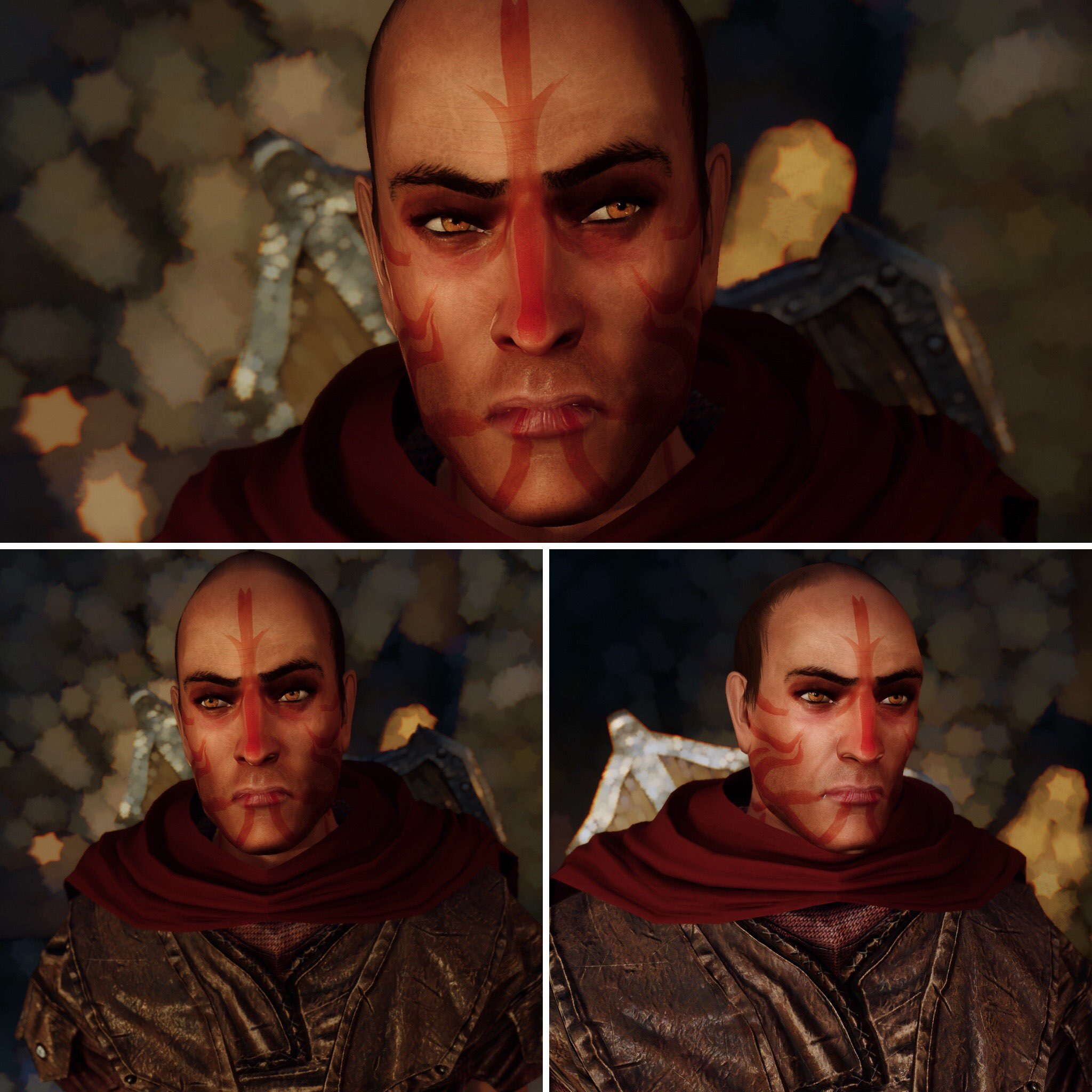 Preview of my Diverse Guards NPC Replacer Mod
