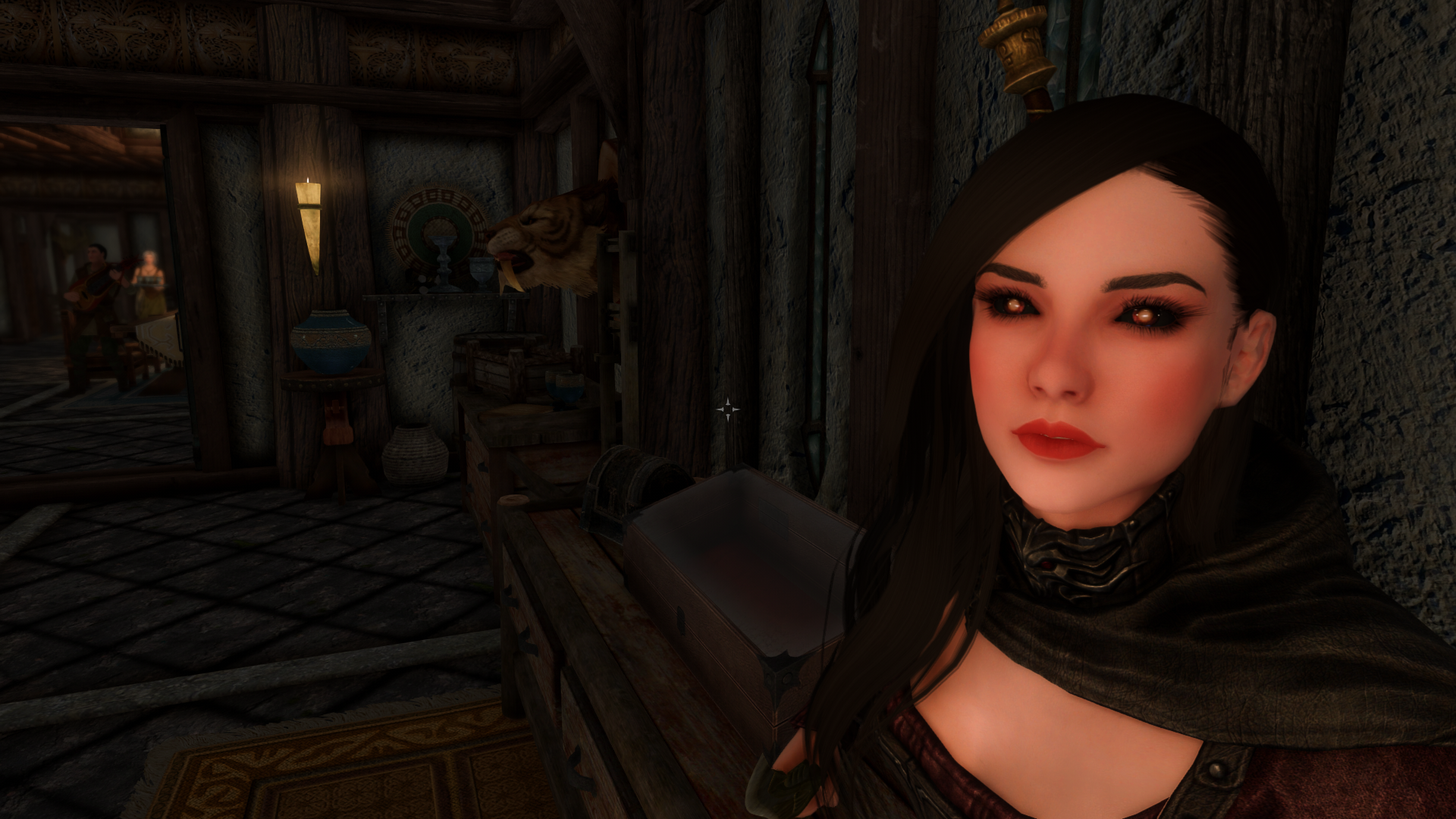 MOD REQUEST: Fix for Serana's yellow eyes : skyrimmods