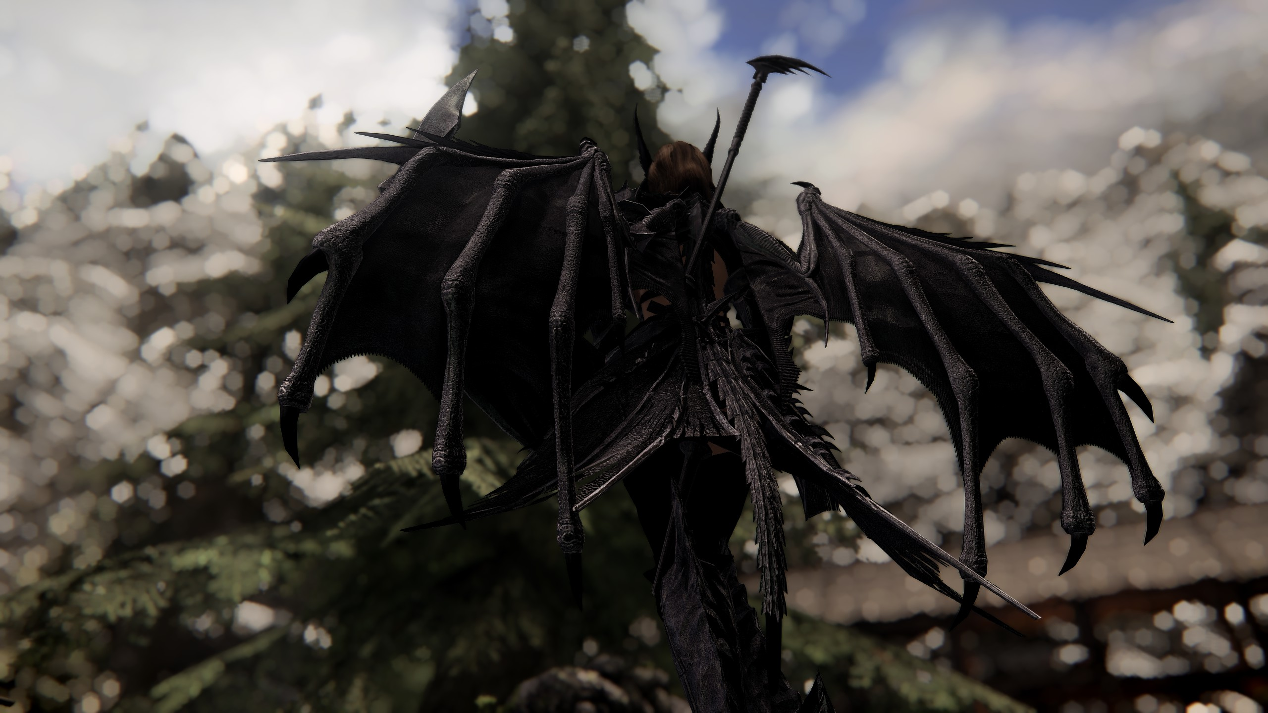 Death Wings At Skyrim Special Edition Nexus Mods And Community