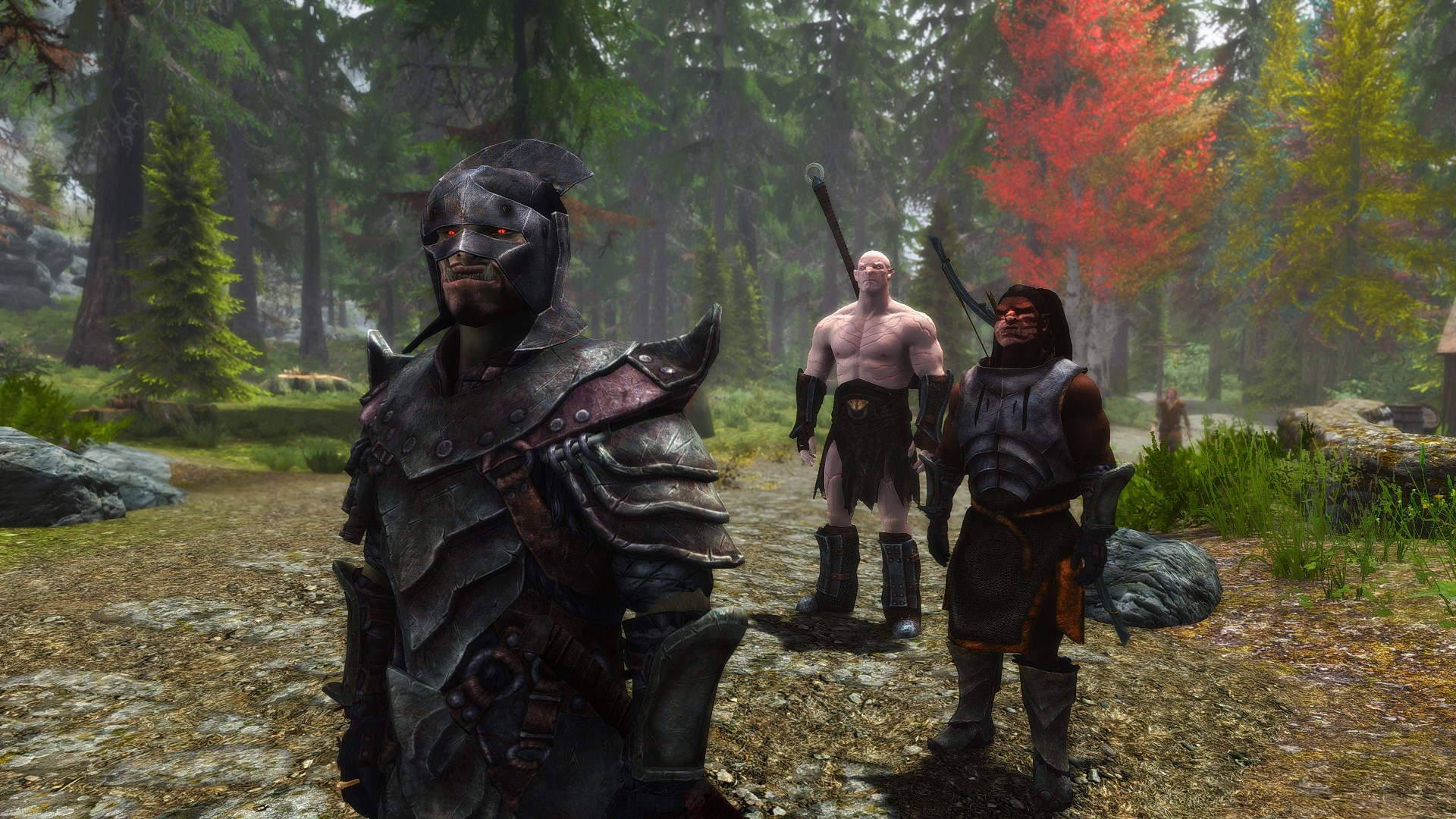 My Orc band