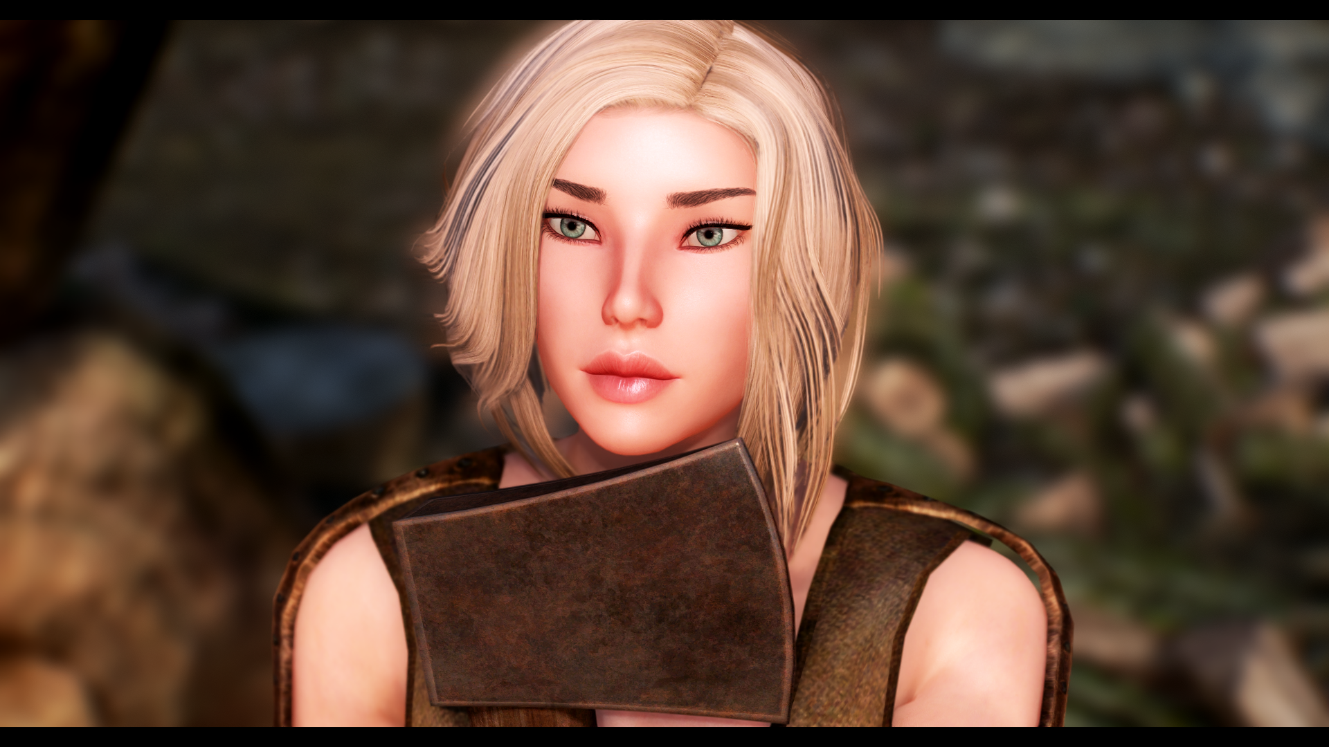 Eden the Woodcutter