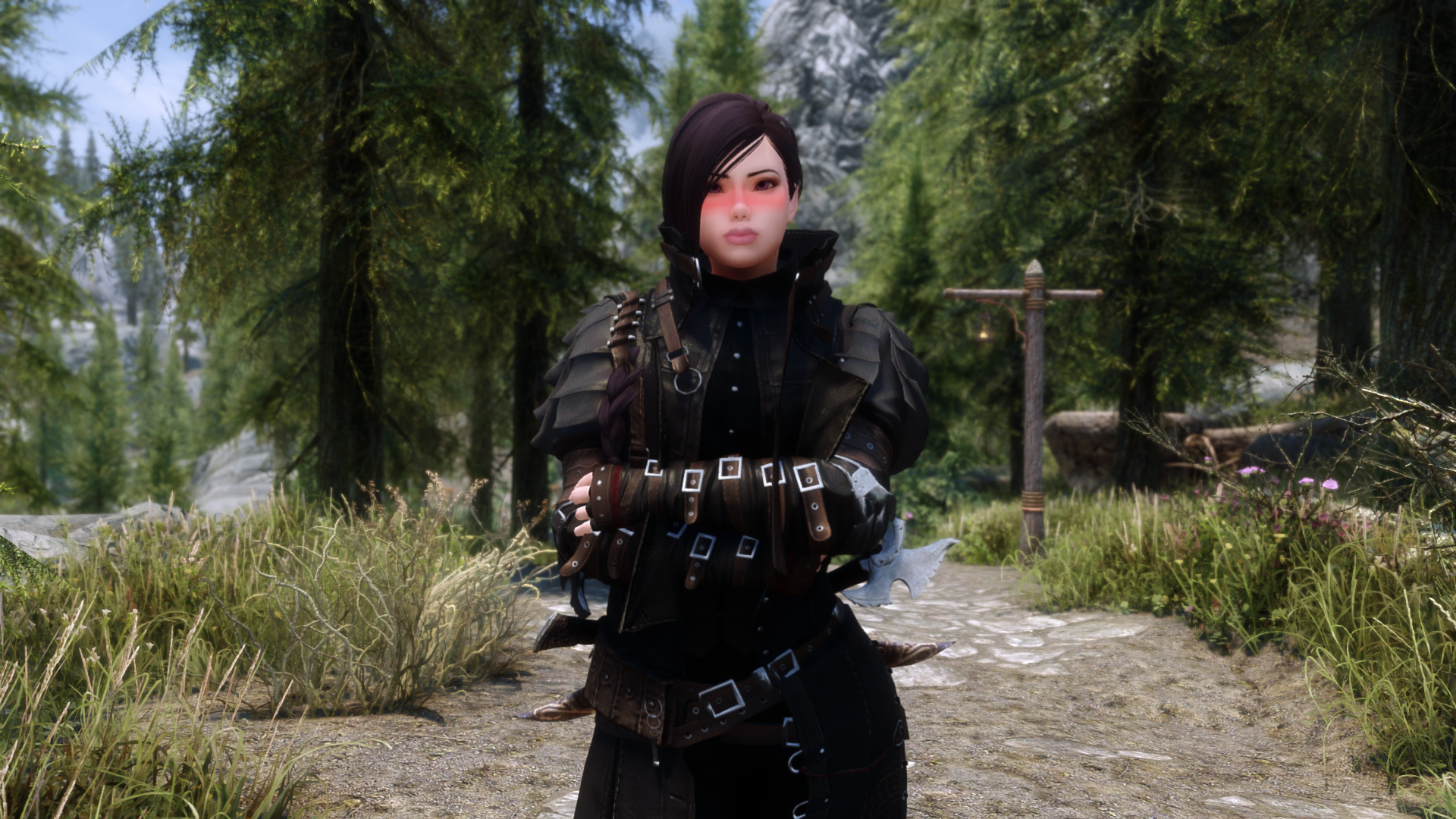 Nouse Shard Costume at Skyrim Special Edition Nexus - Mods ...