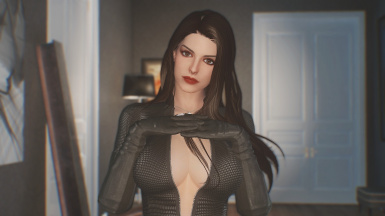 anne hathaway version catwoman