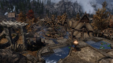 Rudy ENB SE for Obsidian Weathers and ENB binaries 372
