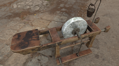 Blacksmith objects remastered WIP