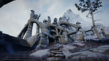 Clearing Bleak Falls Barrow for the 7456th time