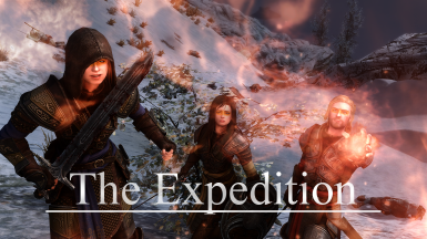 Lucien Flavius - The Expedition