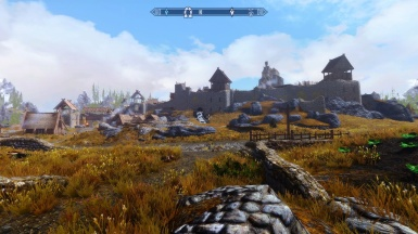 whiterun towers