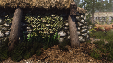 Check out somerandomguy83 s  mod for farmhouse stonewalls