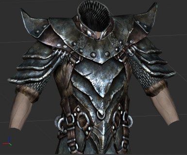 Another orc armor upgrade