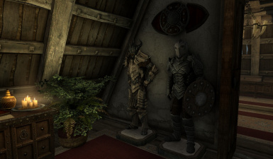 Obsidian Weathers And Seasons_Dragon Carved Armor Set_Breezehome by Elianora