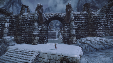 Northern Gate of Labyrinthian