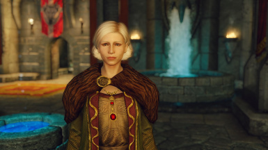 Mature Nord Woman