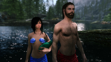Sunday Elegance - The Mermaids Of Skyrim
