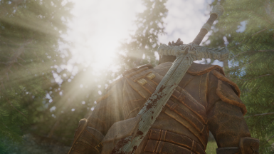 Sunshaft shader upcomming for ENB
