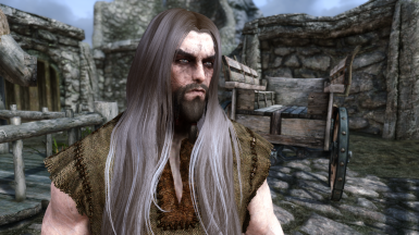 New potential male character - preset