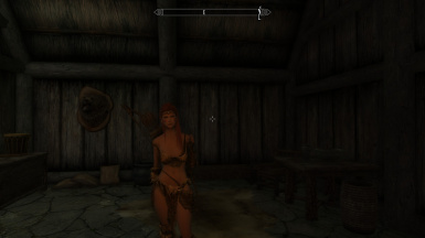 My Character in the four shields INN