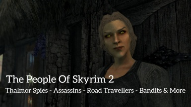 THE PEOPLE OF SKYRIM 2 FULL VERSION