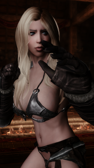 Elysse wants to fight you