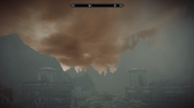 Silent Hill in Markarth - Hell Edition