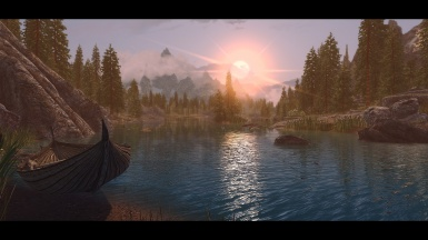 New realistic cinematic  ENB project