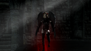 Custom 'Armor' for No More Ugly Vampire Lord