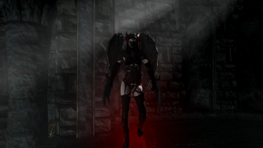 Custom 'Armor' for No More Ugly Vampire Lord with Rayal Mask
