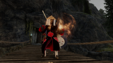 Ninja's in Skyrim ain't lore friendly but who cares they're cool