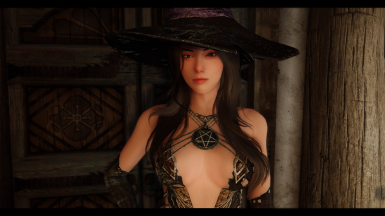 Cassandra Frost Witch