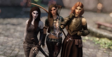 Elven ladies