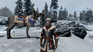 Season's Greetings From Lucien Flavius