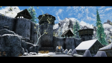 Beyond Skyrim Bruma Overhaul HD