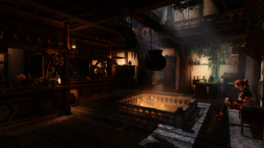 My Skyrim Architecture and Lighting Part 19