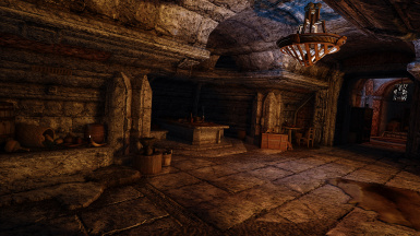 My Skyrim Architecture and Lighting Part 62