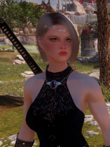 Still trying to get my Character right