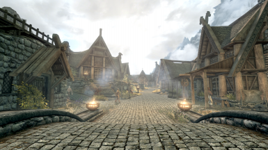 Noble HD Whiterun