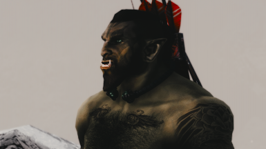 Mostly Orcish