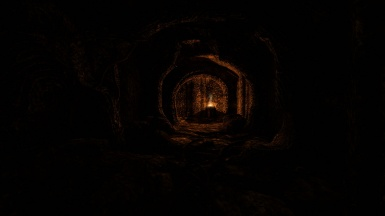 Into the bowels