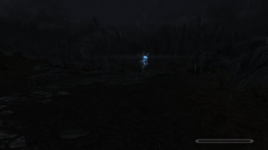 Wanted  to chase the headless horseman