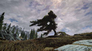 Cloudy weather Apex ENB Dolomite Preset