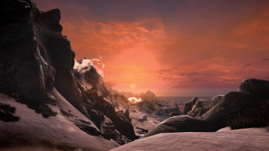 Awesome sunset Apex ENB 2