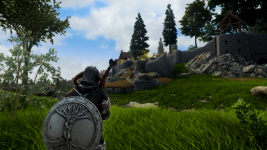Finally done with updating skyrim's visuals lul