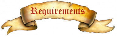 Old Banner Requirements