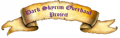 Old Banner Dark Skyrim Overhaul Project