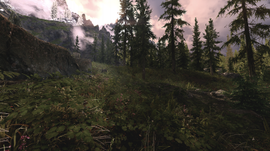 Upcoming Realistic ENB for Haze Weathers - Cathedral Weathers - Scandinavian Seasons