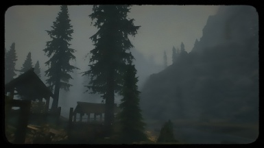 Riverwood in Painting