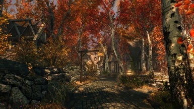 Whiterun with ReShade 2