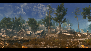 New Addons for Blubbos Trees in Whiterun