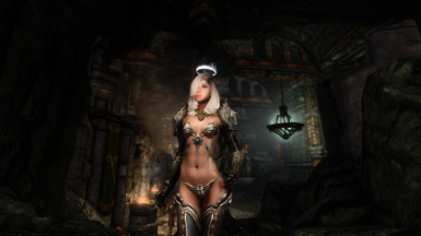 Trying out some Tera Armor